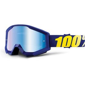 100% Strata Goggle Hope-Mirror